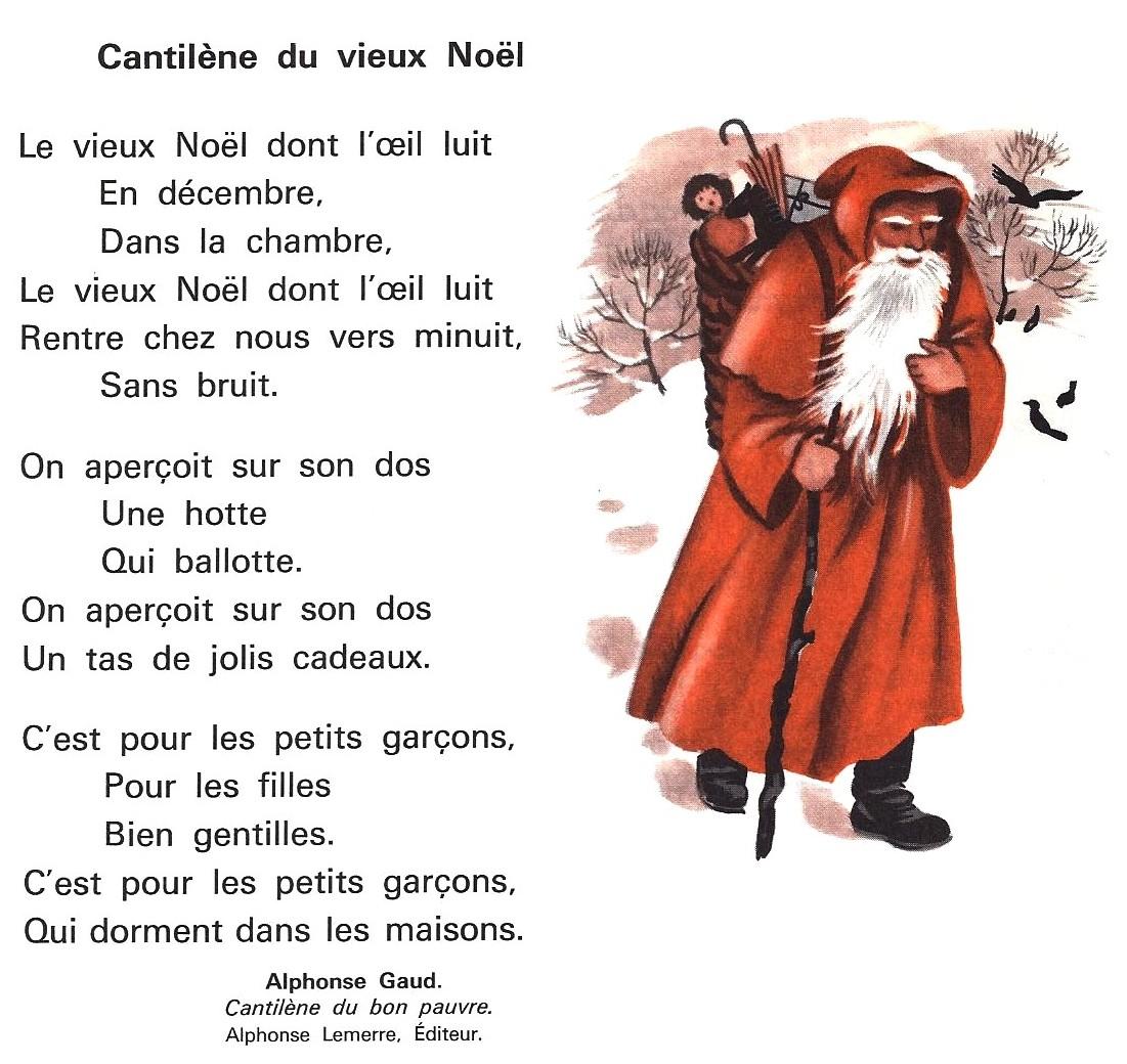 Poesies De Noel
