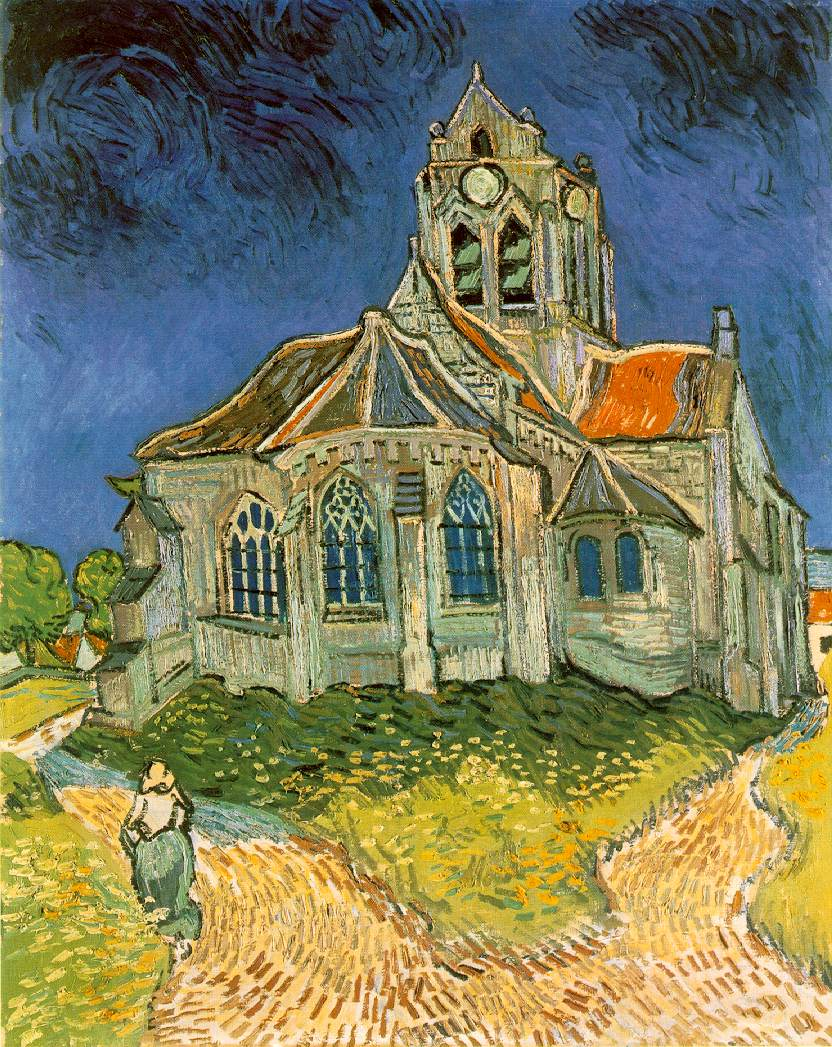 Peintre célèbre vincent van gogh