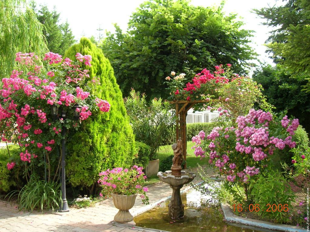 Paysages printemps ete page 57 for Paysage de jardin