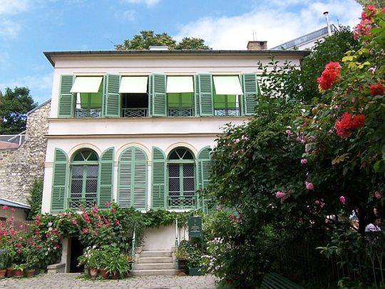 Maison du peintre ary scheffer - La maison du peintre ...