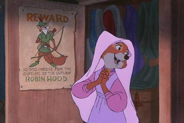walt disney robin des bois  Page 2 ~ Walt Disney Robin Des Bois