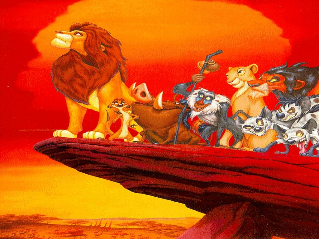 Walt disney le roi lion - Voir le roi lion ...