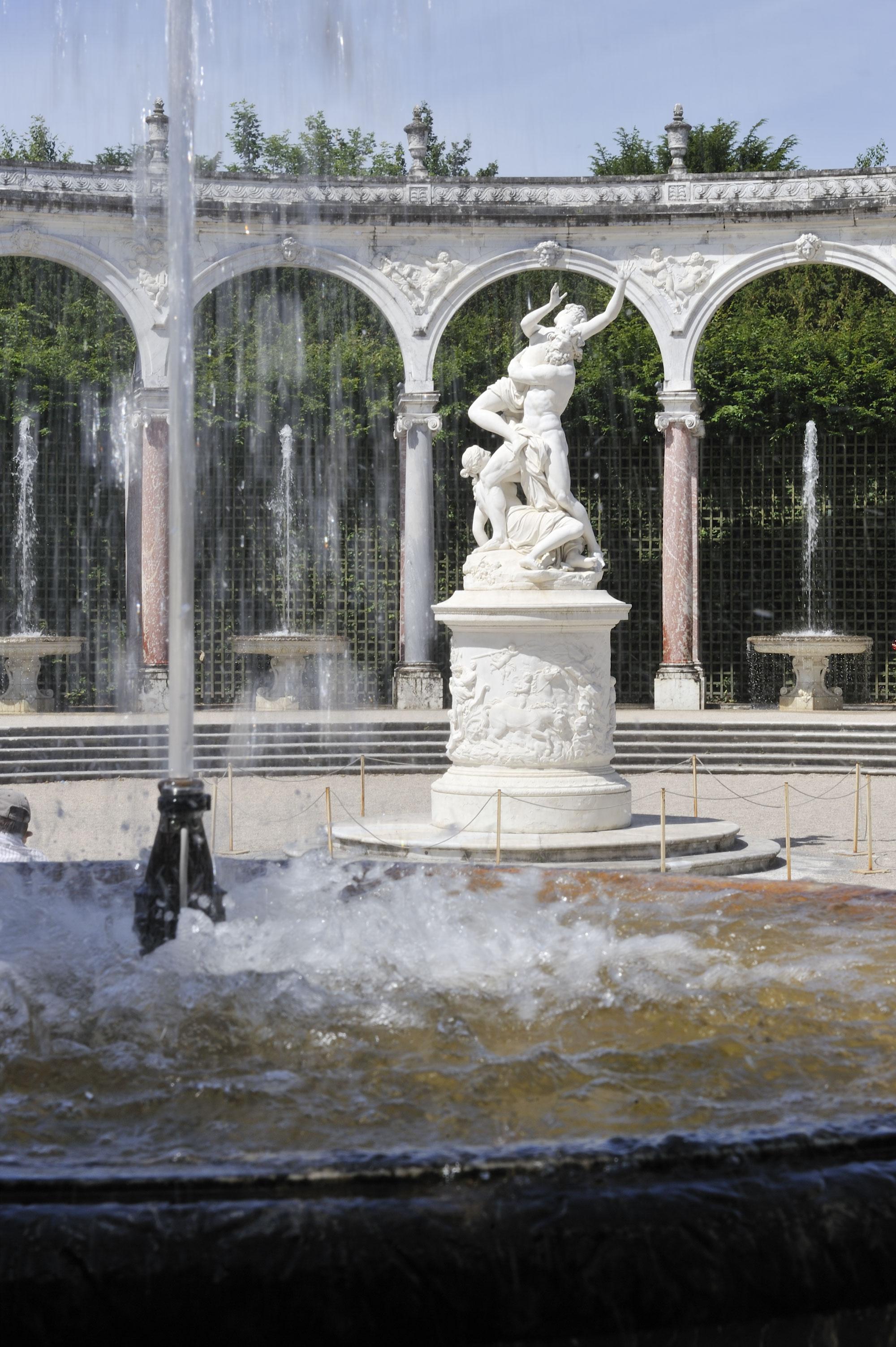 Chateau et jardins de versailles page 14 for Jardin versailles