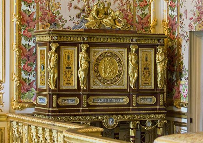 style du chateau de versailles