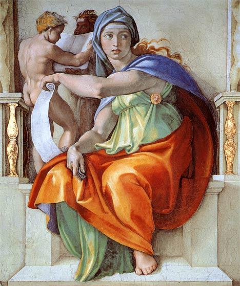 Peintre c l bre michel ange - Michel ange chapelle sixtine plafond ...