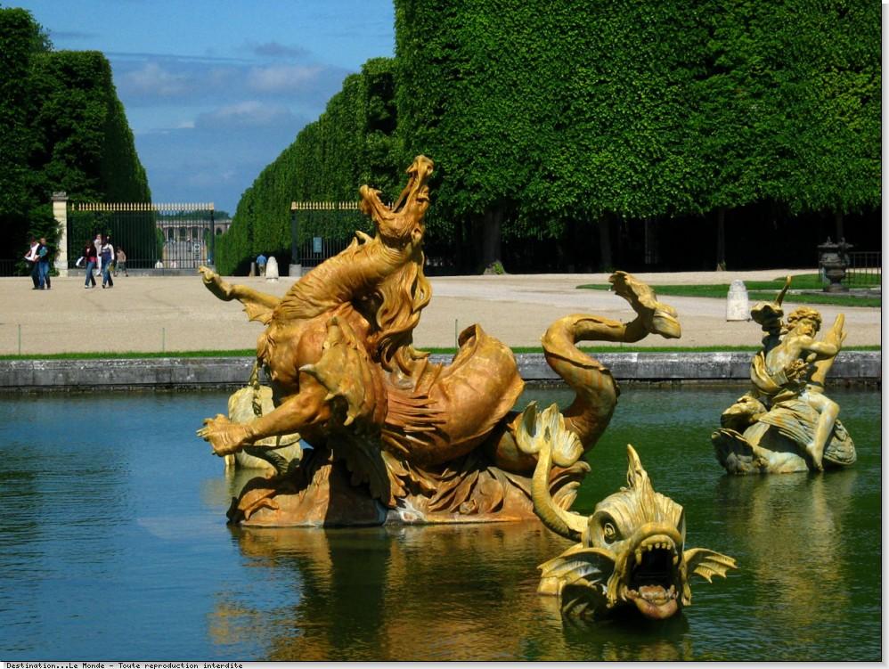 Chateau et jardins de versailles page 19 - Les jardins du chateau de versailles ...