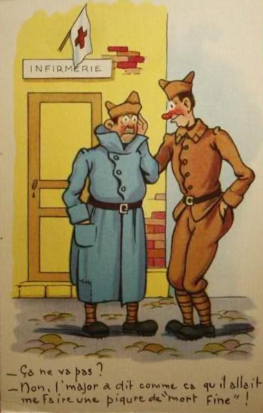 humour sadique militaire - photo #20
