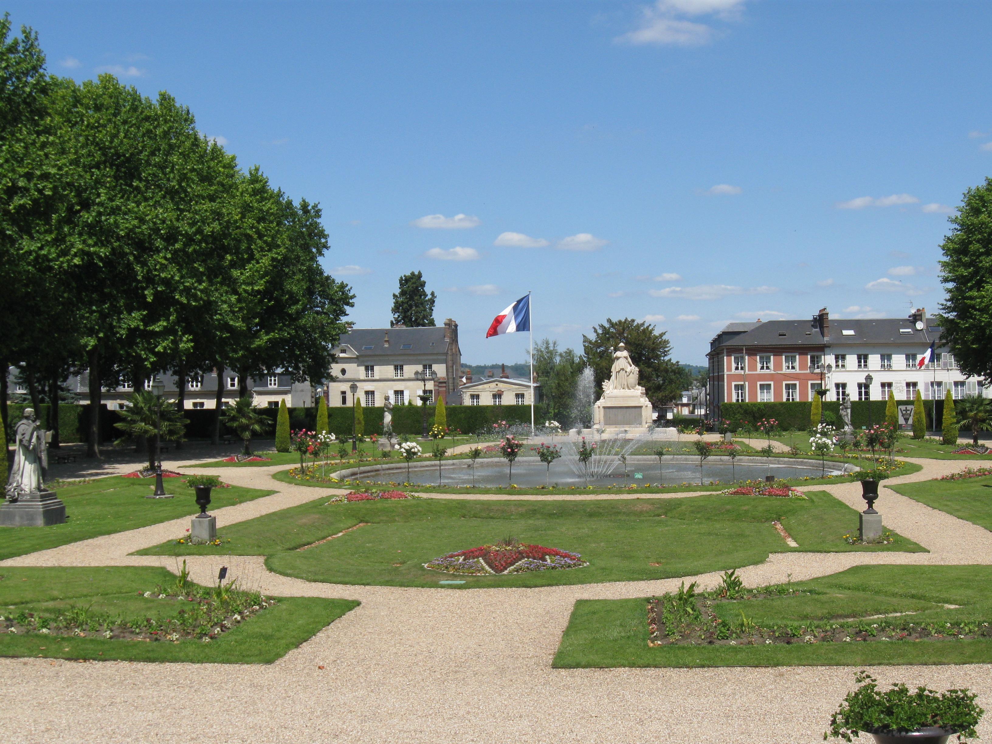 Lisieux les jardins de l 39 ev ch - Les jardins de l oyat mimizan ...