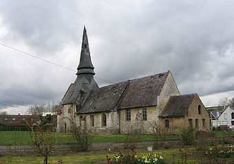 EgliseS de la Somme