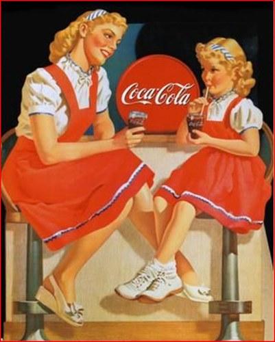affiches anciennes eau soda coca cola page 5. Black Bedroom Furniture Sets. Home Design Ideas