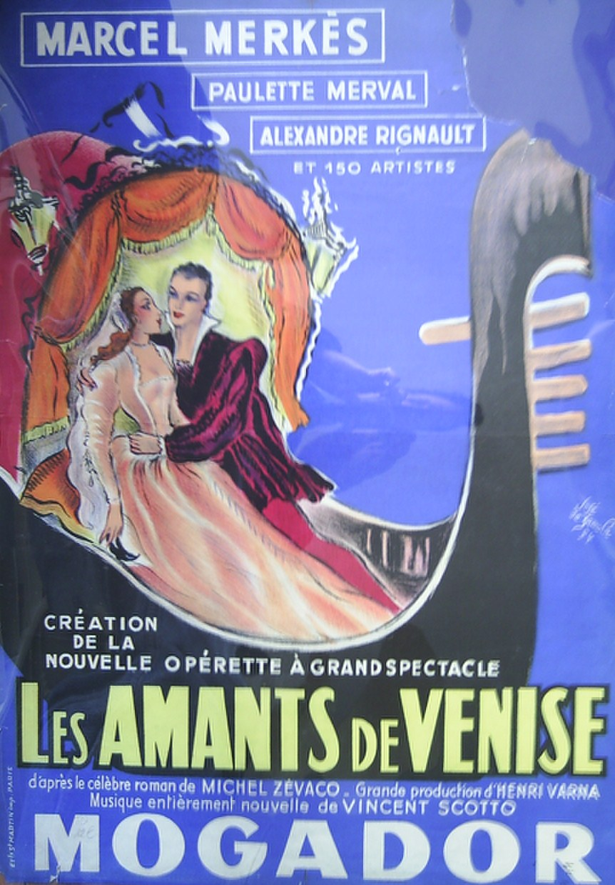 affiches anciennes comedie film musi page 7. Black Bedroom Furniture Sets. Home Design Ideas
